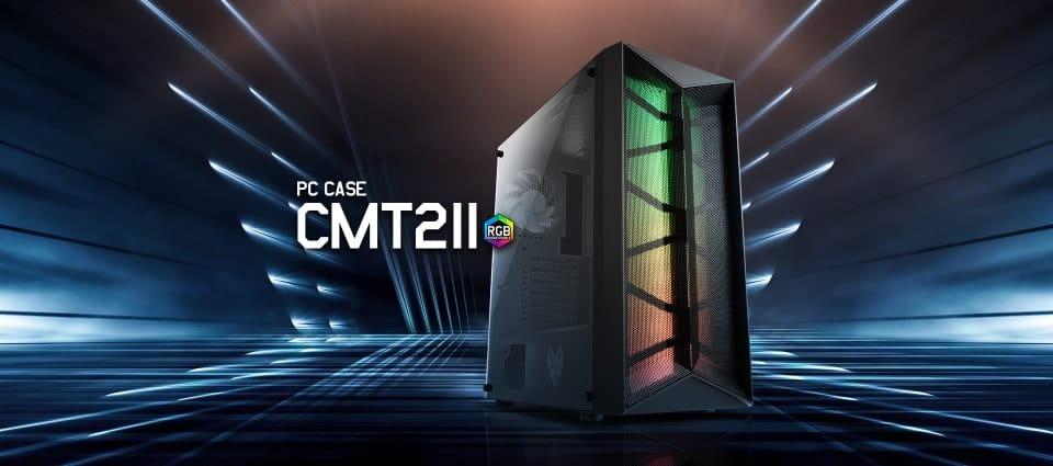 Az FSP bemutatta a CMT211 és CMT211A közepes méretű toronyházait
