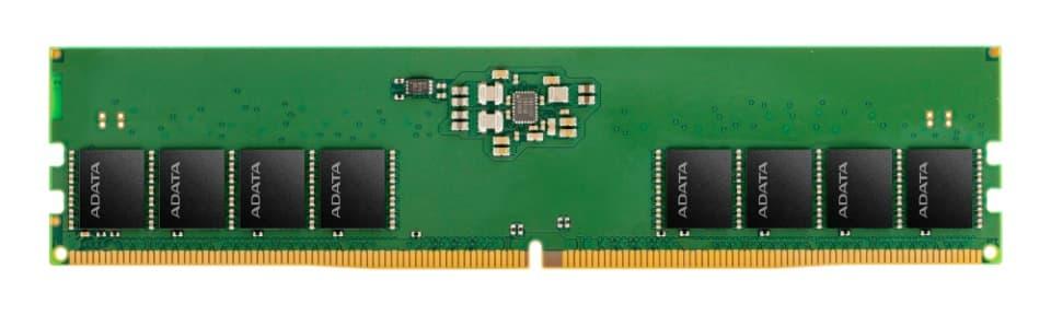 Az ADATA bemutatta a következő generációs DDR5 memóriamodulokat