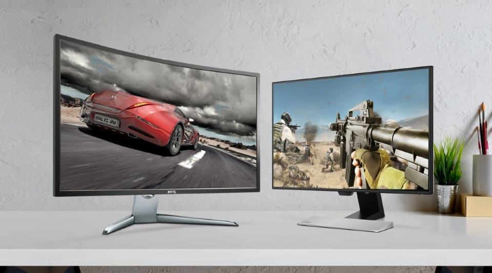BenQ: Az ívelt monitorok előnyei