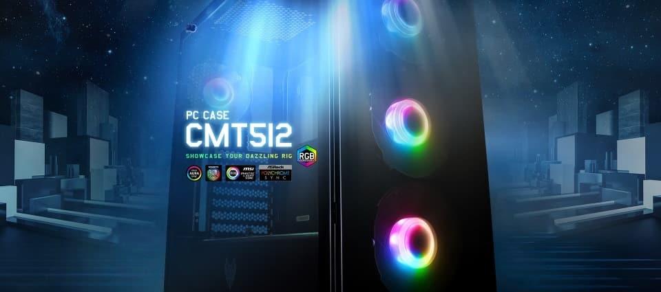 Az FSP bemutatta a CMT512 közepes méretű toronyházat