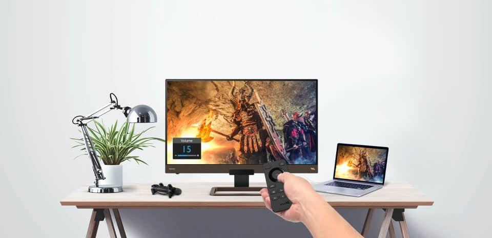 A BenQ treVolo hangszóróval felszerelt monitorok előnyei