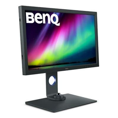 A BenQ bemutatta a 27 hüvelykes, SW271C 4K felbontású professzionális fotós monitort