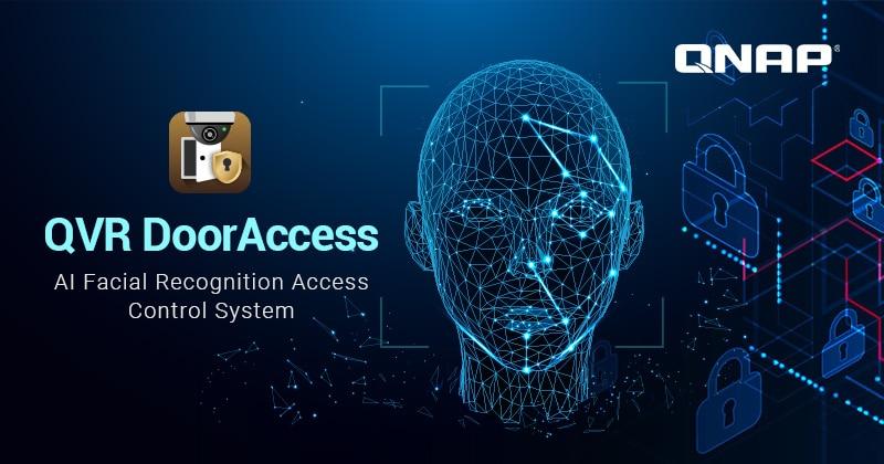 Megjelent a QVR DoorAccess, a QNAP AI arcfelismerő beléptetőrendszer szolgáltatása
