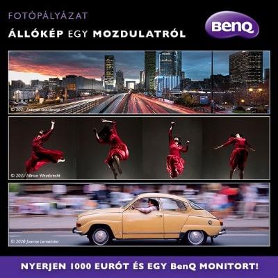 2021 BenQ PhotoVue pályázat – Állókép egy mozdulatról