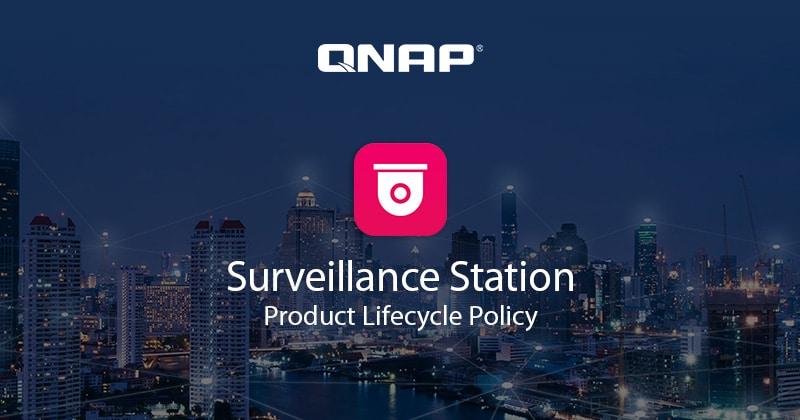 A QNAP kivezeti a Surveillance Station alkalmazást