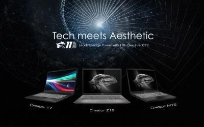 Az MSI bemutatja az új gamer- és alkotói laptopjait