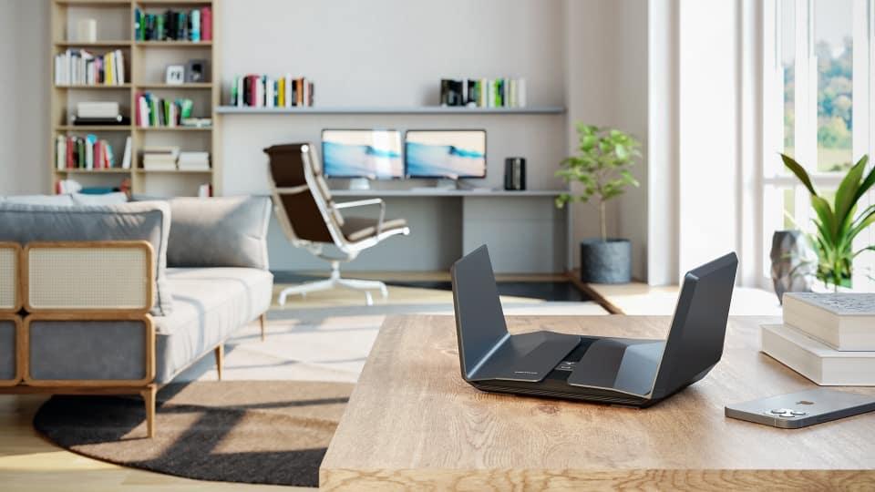 Netgear – A WiFi 6 és a WiFi 6E szabványok közötti különbségek