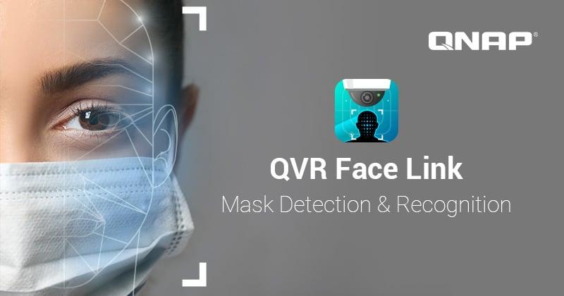 A QNAP maszkfelismeréssel bővítette a QVR Face intelligens arcfelismerési megoldását